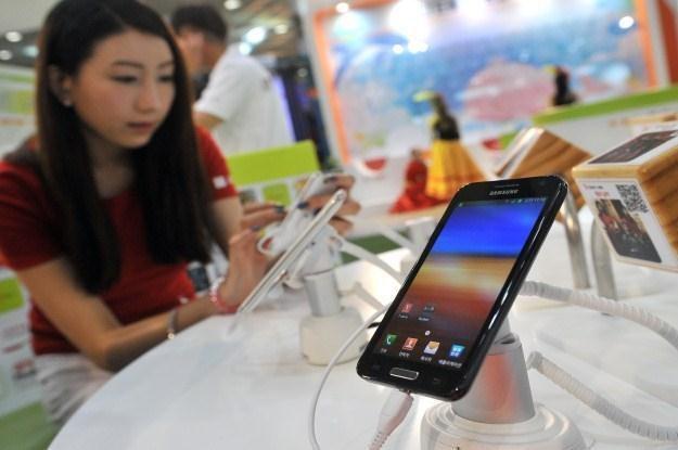 Samsung przygotował dla nas wiele niespodzianek /AFP