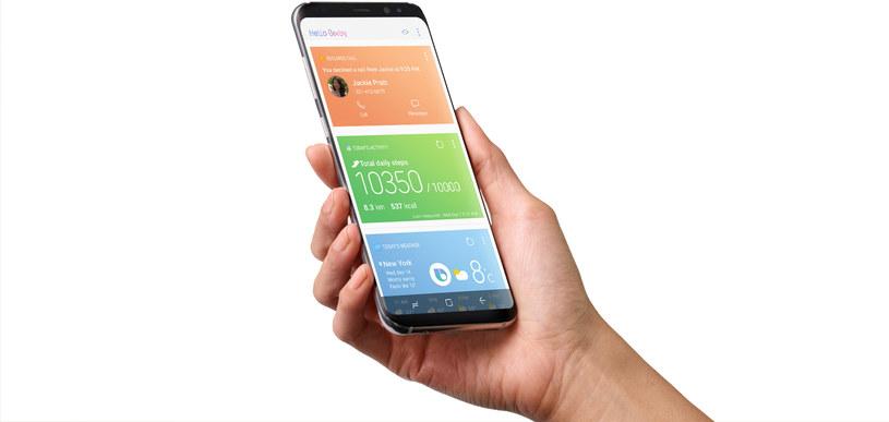 Samsung przygotowuje drugą generację asystenta /materiały prasowe