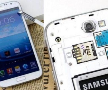 Samsung przygotowuje Galaxy Note 2 z dual SIM?