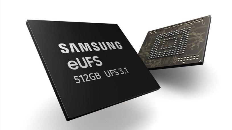 Samsung przygotowuje nowe pamięci do smartfonów /materiały prasowe