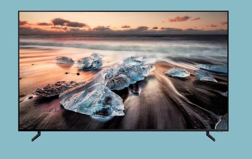 Samsung QLED 8K /materiały prasowe
