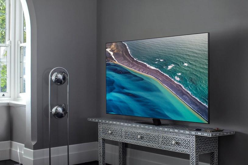 Samsung QLED Q80T /materiały prasowe