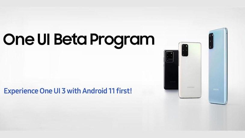 Samsung rozpoczyna nowe beta testy swojej nakładki /materiały prasowe