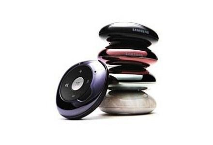 Samsung S2 - dźwięk zaklęty w kamyku /materiały prasowe
