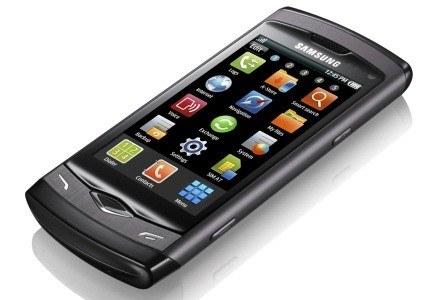 Samsung S8500 Wave - pierwsza komórka z Bluetooth 3.0 /materiały prasowe