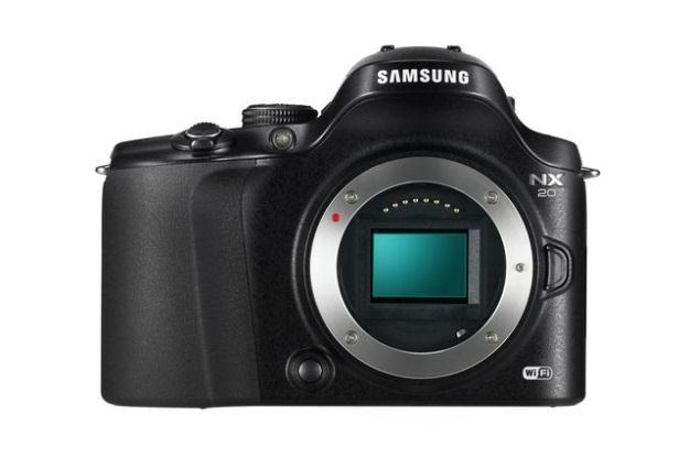 Samsung SMART FOTO NX20 /materiały prasowe