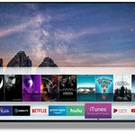Samsung Smart TV z obsługą iTunes Movies & TV Shows oraz AirPlay 2