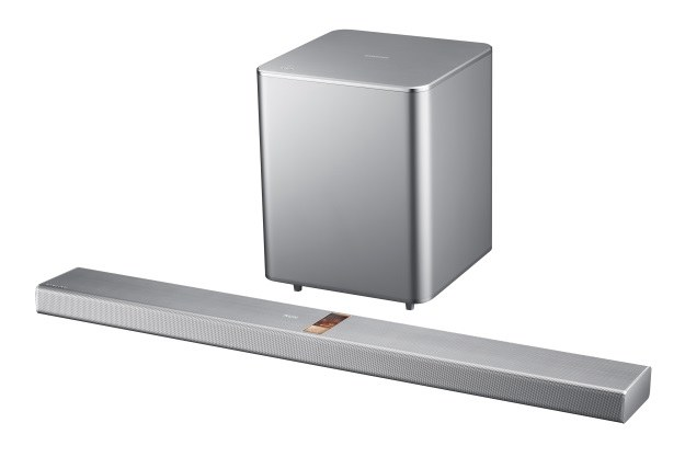 Samsung Soundbar HW-F750 /materiały prasowe