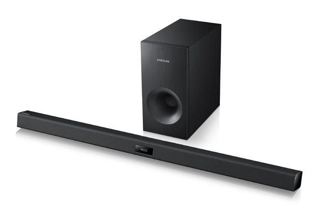 Samsung soundbar HW-H355 /materiały prasowe