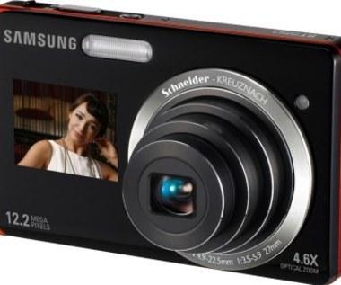 Samsung ST 550 - jeden ekran to za mało