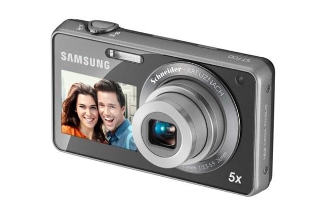 Samsung ST700 /materiały prasowe