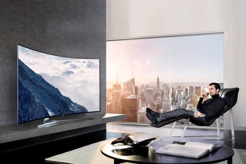 Samsung SUHD KS9000 w Polsce /materiały prasowe