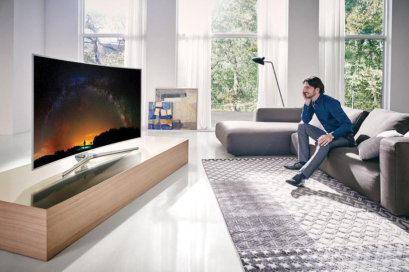 Samsung SUHD trafił do przedsprzedaży w Polsce /materiały prasowe