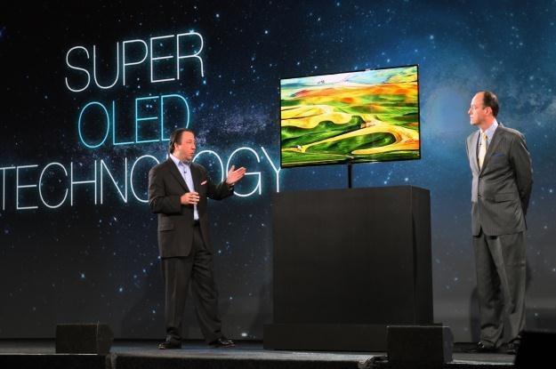 Samsung Super OLED potrafi udowodnić, że jest czymś więcej niż tylko telewizorem /materiały prasowe