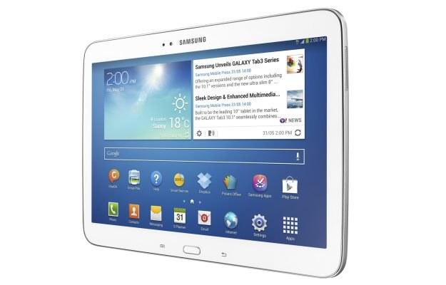 Samsung Tab 3 /materiały prasowe