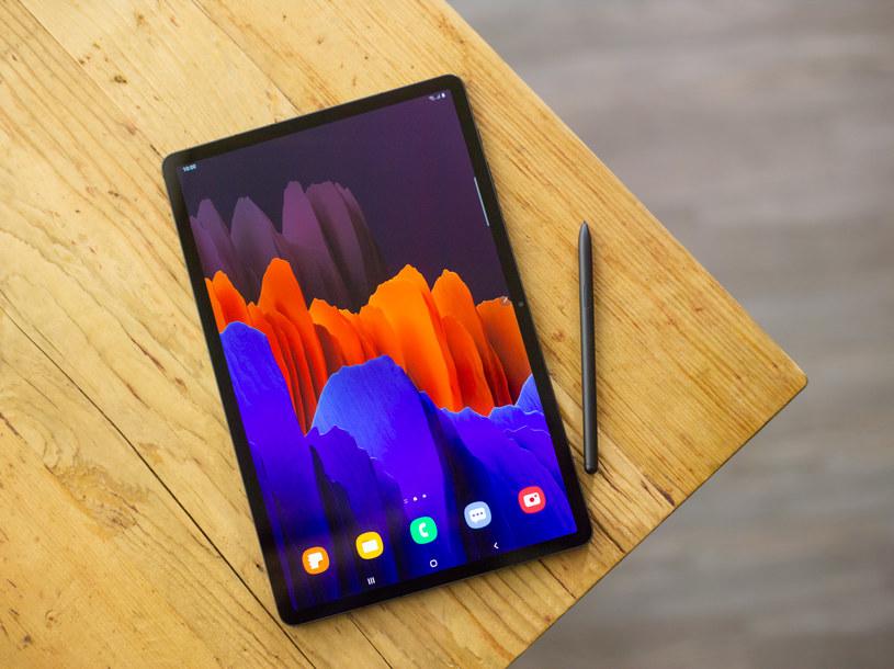 Samsung Tab S7 i Tab S7+ /materiały prasowe