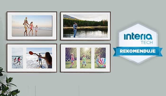 Samsung The Frame otrzymuje REKOMENDACJĘ serwisu Nowe Technologie Interia /INTERIA.PL