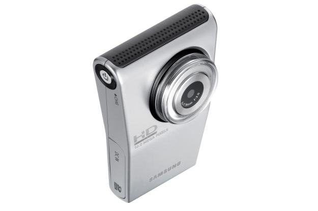 Samsung U10 - mini kamerka internetowa, która nie zaskakuje jakością /materiały prasowe
