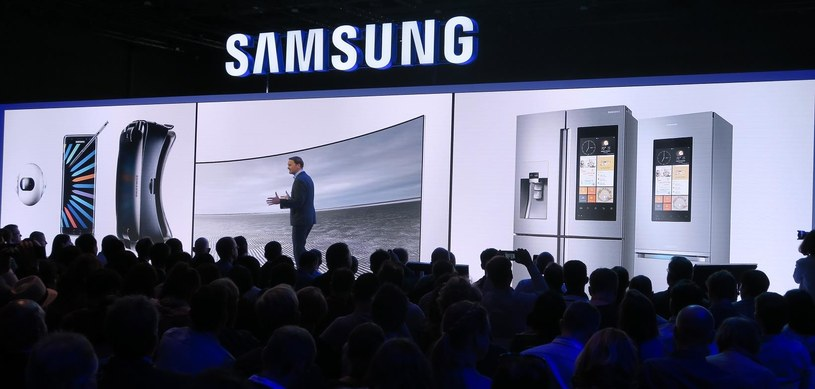 Samsung w trakcie targów IFA 2016 stawia na telwizory i na sprzęt AGD /INTERIA.PL