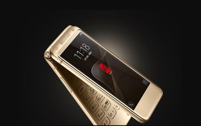 Samsung W2017 ma kosztować w przeliczeniu ponad 10 tysięcy złotych /materiały prasowe