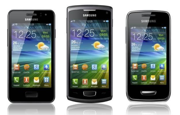 Samsung Wave 3, Wave Y oraz Wave M /Komórkomania.pl