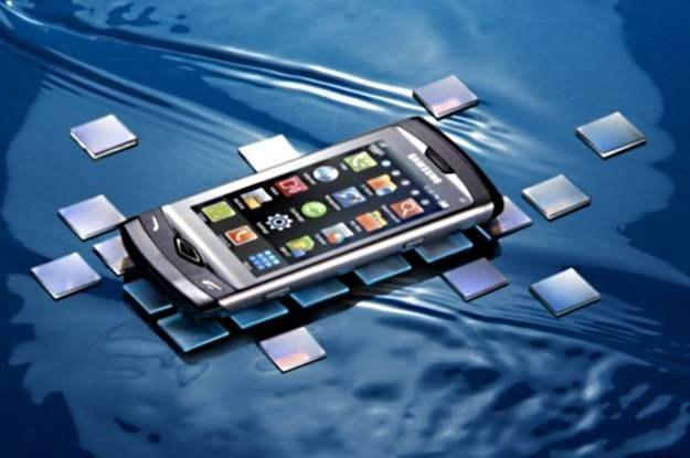 Samsung Wave S8500 i polski debiut systemu Samsunga Bada. Ciekawy debiut /materiały prasowe
