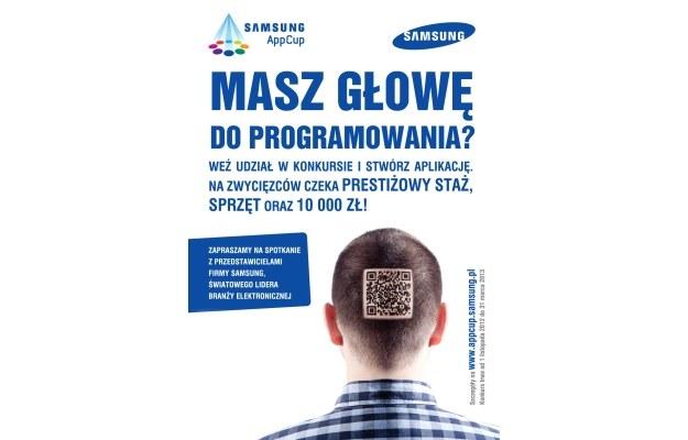 Samsung wspiera młodych programistów /materiały prasowe