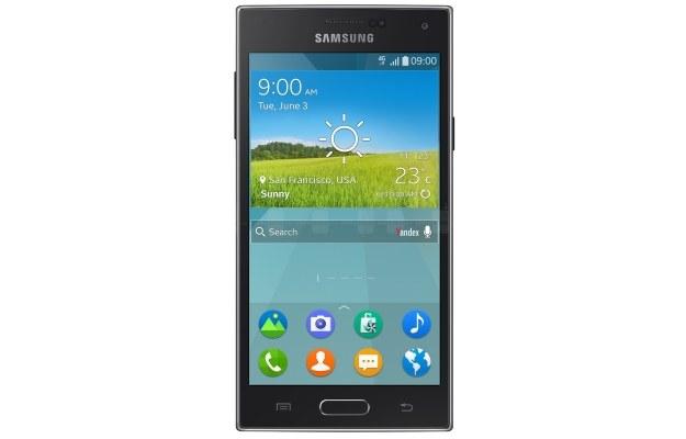 Samsung Z /materiały prasowe