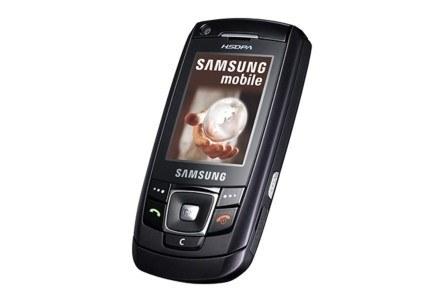Samsung Z720 /materiały prasowe