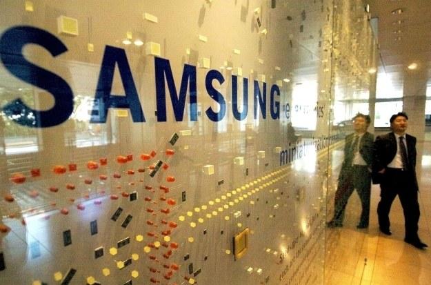 Samsung zaczyna tracić? /AFP