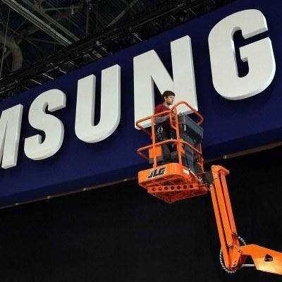 Samsung zainwestuje na Słowacji 100 mln euro /AFP