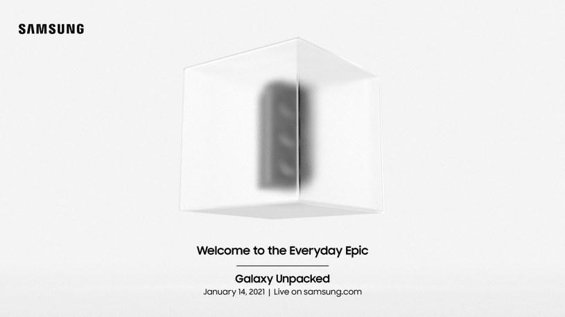 Samsung zaprasza na premierę nowych sprzętów /materiały prasowe