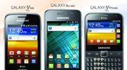 Samsung zasypie nas smartfonami dual SIM