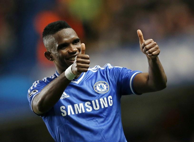 Samuel Eto'o może trafić do Romy /AFP
