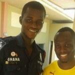 Samuel Sarfo – od ochroniarza do piłkarza reprezentacji Ghany