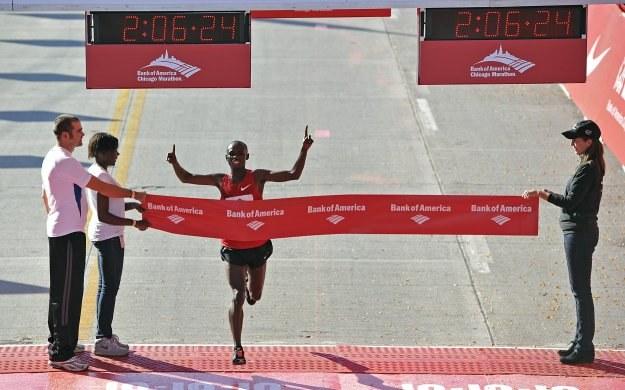 Samuel Wanjiru /AFP