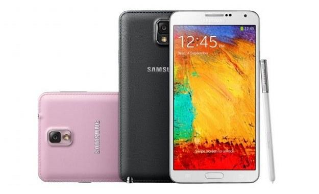 Samusng Galaxy Note 3 numerem 1 /materiały prasowe