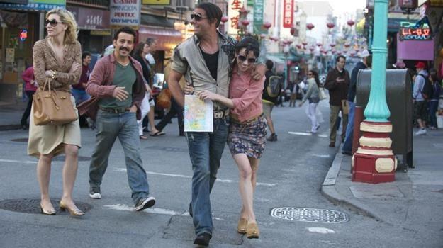 """San Francisco to wdzięczne miejsce dla filmowców. Kadr z """"Blue Jasmine"""" /materiały dystrybutora"""