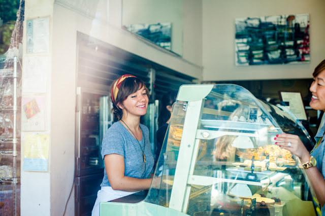 San Francisco z tutejszą kultową Tartine Bakery to piekarnicza mekka, fot. Monika Walecka /Tekst: Zgubsietam.pl