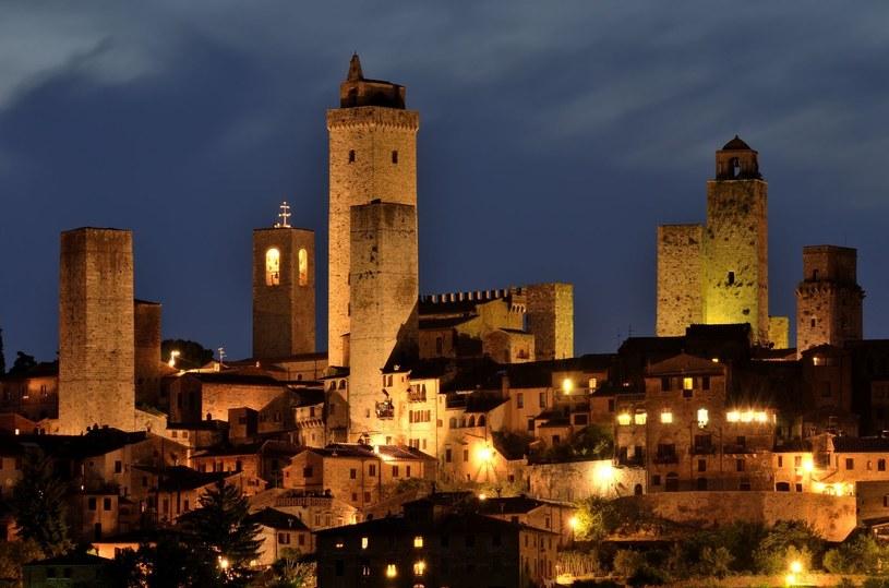 San Gimignano /123RF/PICSEL