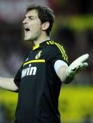 """""""San Iker"""" Casillas"""