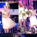 Sanah przerwała koncert! Scena omal się nie zapadła!