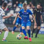 Sandecja Nowy Sącz - Podbeskidzie Bielsko-Biała 1-0 w 33. kolejce I ligi