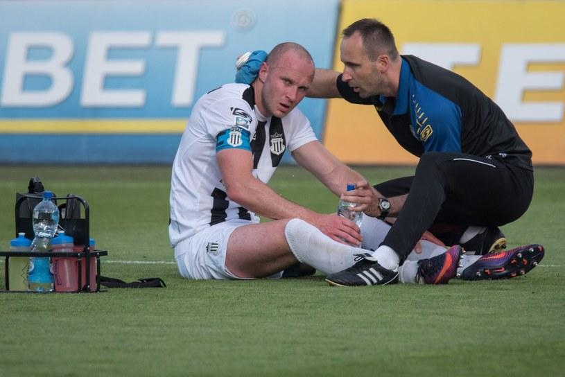 Sandecja tylko rok występowała w Ekstraklasie /Fot. Tadeusz Koniarz/REPORTER /East News