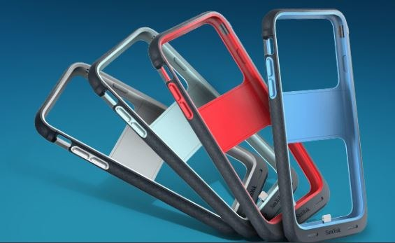 SanDisk iXpand Case jest dostępny w trzech wersjach: 32, 64 i 128 GB /materiały prasowe