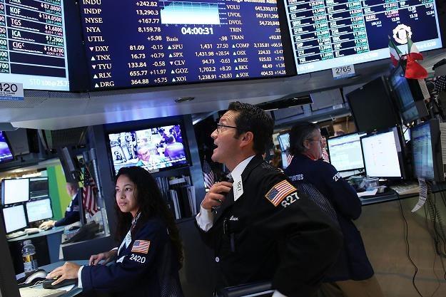S&P 500 w dół trzeci dzień z rzędu, cały tydzień też na minusie /AFP