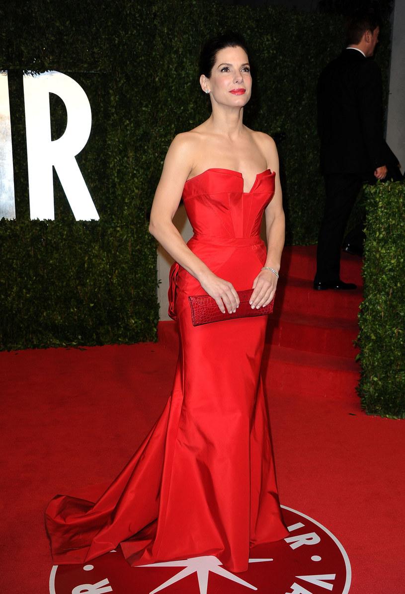 Sandra Bullock ma prawie 50 lat, a wyglada lepiej niż kiedykolwiek! /Getty Images/Flash Press Media