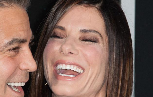 Sandra Bullock ponoć znów jest zakochana! /Dave Kotinsky /Getty Images