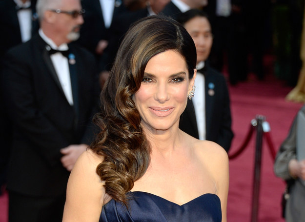 Sandra Bullock /Getty Images