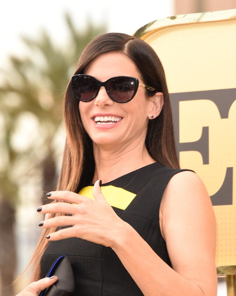 Sandra Bullock /Jason Merritt /Getty Images
